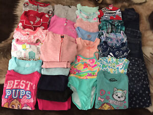 Toddler Girl Clothes - Size 3T & 4T