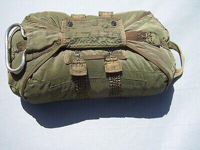 24/' Diameter Car Cover Authentic US Military T10 Reserve Parachute Sun Shade