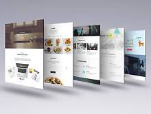 Amazing Website & Graphic Design. $100 Logos $400 Websites Docklands Melbourne City Preview