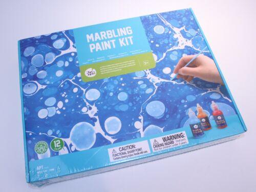 Marbling Paint Kit -Jar Melo 12 colors Eco-friendly Non-toxic Kids Art SEALED