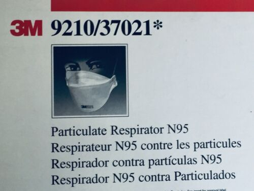 NEW Single 3M Respirator Mask Fast Shipping same day