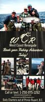 West Coast Renegade Salmon and Halibut Fishing Charters