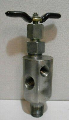 Hydraulic Flow Control Valve 68-1315-01 10-03-1048