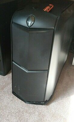 ALIENWARE AURORA R3 Gaming PC i7-2600 3.4g 8gbram, 2tb7200HDD, gtx660 & games
