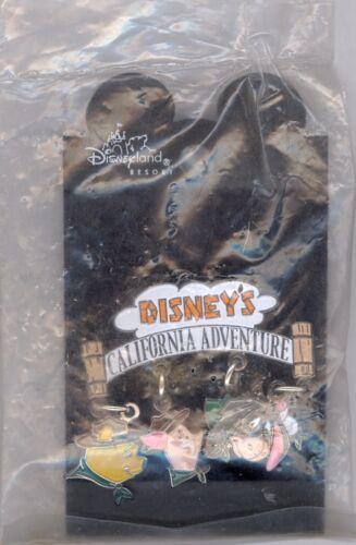 DCA Disney California Adventure Ranger Pooh Piglet Tigger Eeyore Pin SEALED