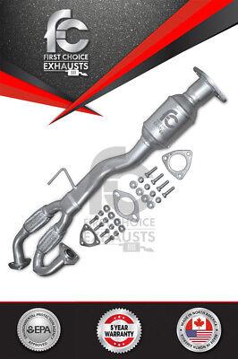 For 2003 2004 2005 2006 2007 Nissan Murano 35 Flex Y Pipe Catalytic Converter