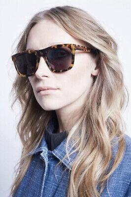 Karen Walker Deep Freeze Sunglasses BNWT Crazy Tort - RRP $265AUD