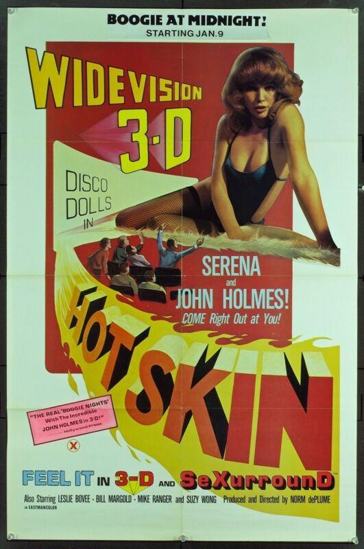 HOT SKIN (1977) 17944