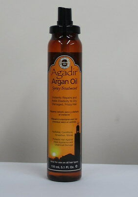 Agadir Argan Oil Spray Treatment 5.1 Oz  ( Missing Over Cap)