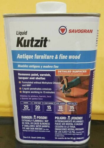 Savogran Kutzit Remover 01242 1~Quart