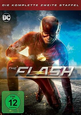 The Flash - Season / Staffel 2 * NEU OVP * 5 DVDs * (DC Comics)