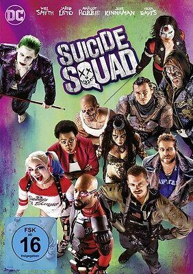 Suicide Squad DVD - NEU OVP