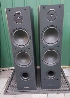 """Jensen AVX-18 speaker 2x8"""" woofer 24kg huge and heavy"""