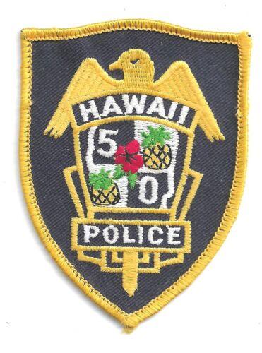 HAWAII 50 PATCH  (M/P 4587)