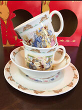 NEW Royal Doulton Bunnykins Gift Sets (Infant and Christening) South Morang Whittlesea Area Preview