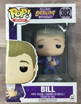 Funko Pop Bill 382 Movies Bill And Ted's Excellent Adventure E05