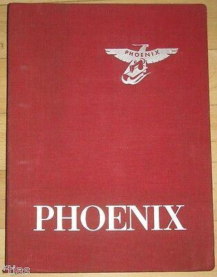 Phoenix Nähmaschinen AG Baer Rempel Bielefeld Verkaufsbuch Katalog 1938