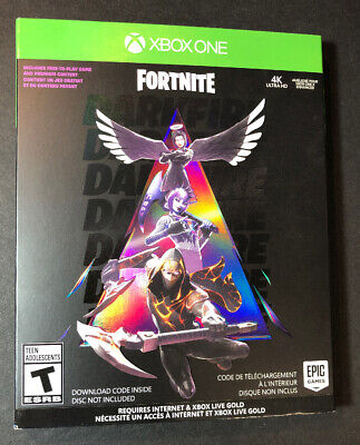 Fortnite [ Darkfire Bundle ] (XBOX ONE) NEW
