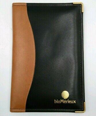 Biomerieux Vitek Leather Organizer Padfolio Planner Vitronic Usa 6x9 Writing Pad