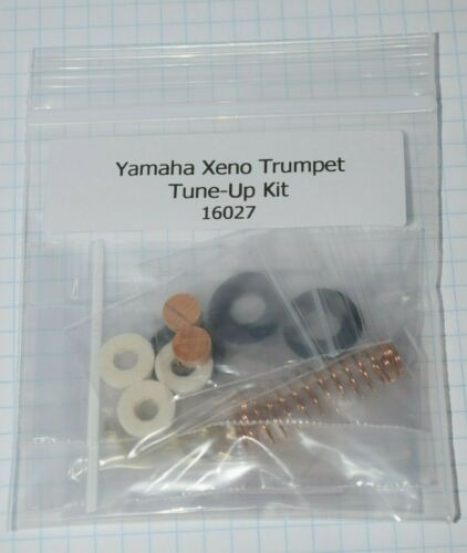 Yamaha Xeno Series OEM Trumpet, Tune Up Kit With Brass Guides