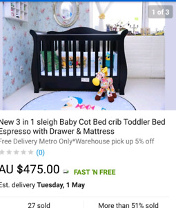 Toddler Bed Rail In South Australia