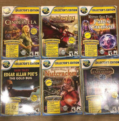 Big Fish: PC Games Good Quality and Fun Games