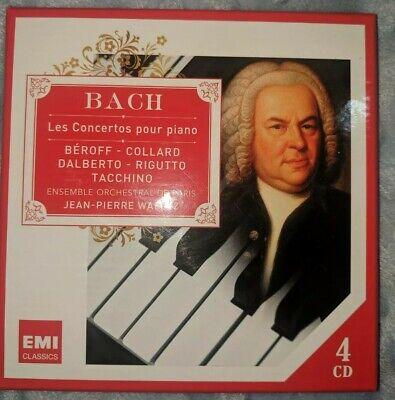 Bach: Piano Concertos, New Music ()