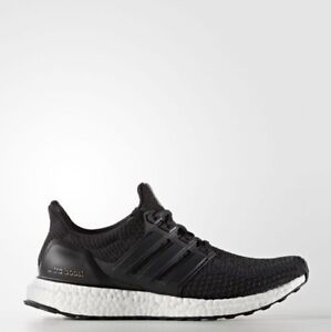 "Adidas Ultra Boost ""Core Black"" Size 14"