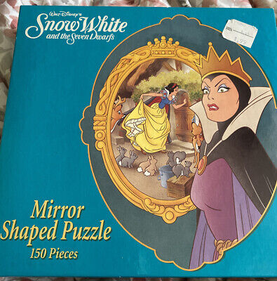 Disney Snow White And The Seven Dwarfs 150 Piece Puzzle - Sealed