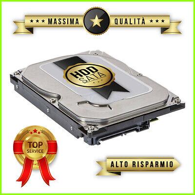 "HARD DISK SATA 3.5 INTERNO Per DVR PC HDD HD 3.5"" 1Tb 2Tb 500Gb harddisk 7200rpm"