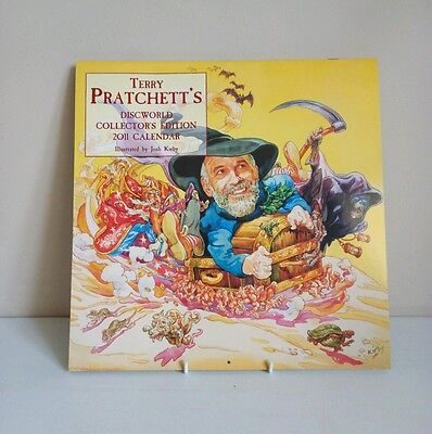 "Terry Pratchett's ""Discworld"" Collector's Edition 2011 Calendar"