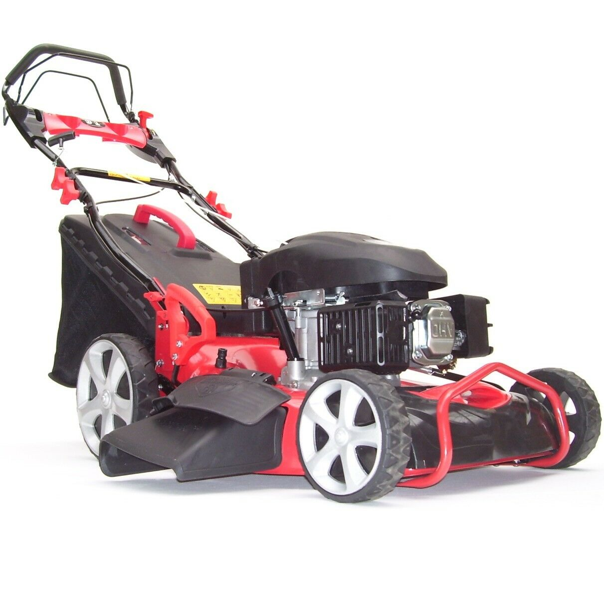 briggs stratton 4 in 1 benzin rasenm her mit. Black Bedroom Furniture Sets. Home Design Ideas