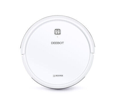 Ecovacs DEEBOT Multi-Surface Robotic Vacuum Cleaner with App Control (N79W)