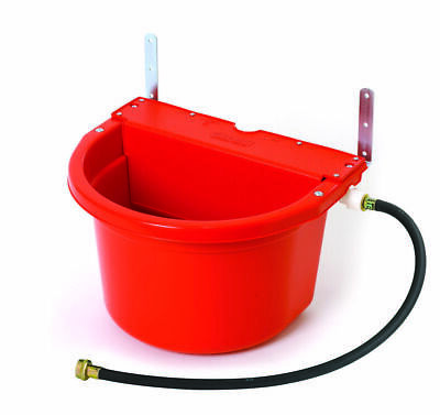 Little Giant Fw16red Duramate Red Automatic Waterer