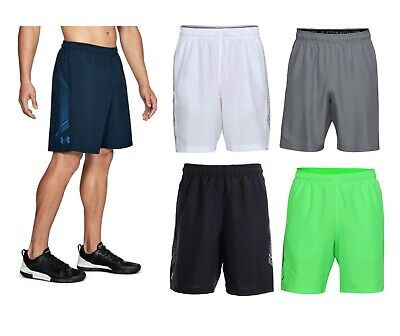 Under Armour UA Men's Woven Graphic Gym Shorts - New