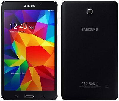 "Samsung Galaxy Tab 4 8GB 7"" Android Tablet SM-T230 - Black"