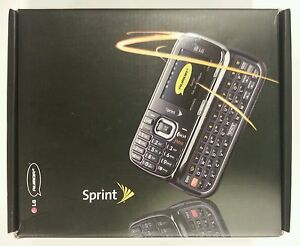 BRAND NEW IN BOX SPRINT LG