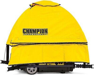 Champion Power Equipment 100376 Champion Portable Generator Cover Yellow