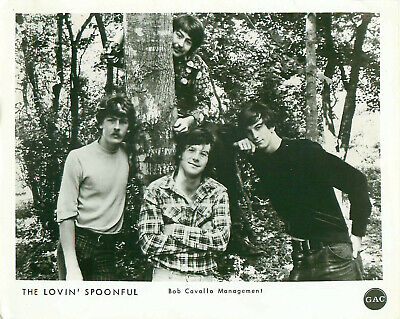 1960s American Rock Band The Lovin' Spoonful Rock and Roll Hall of Fame