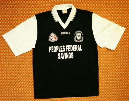 St. Columbkilles Gaelic Football Club, Player Issue Jersey by O