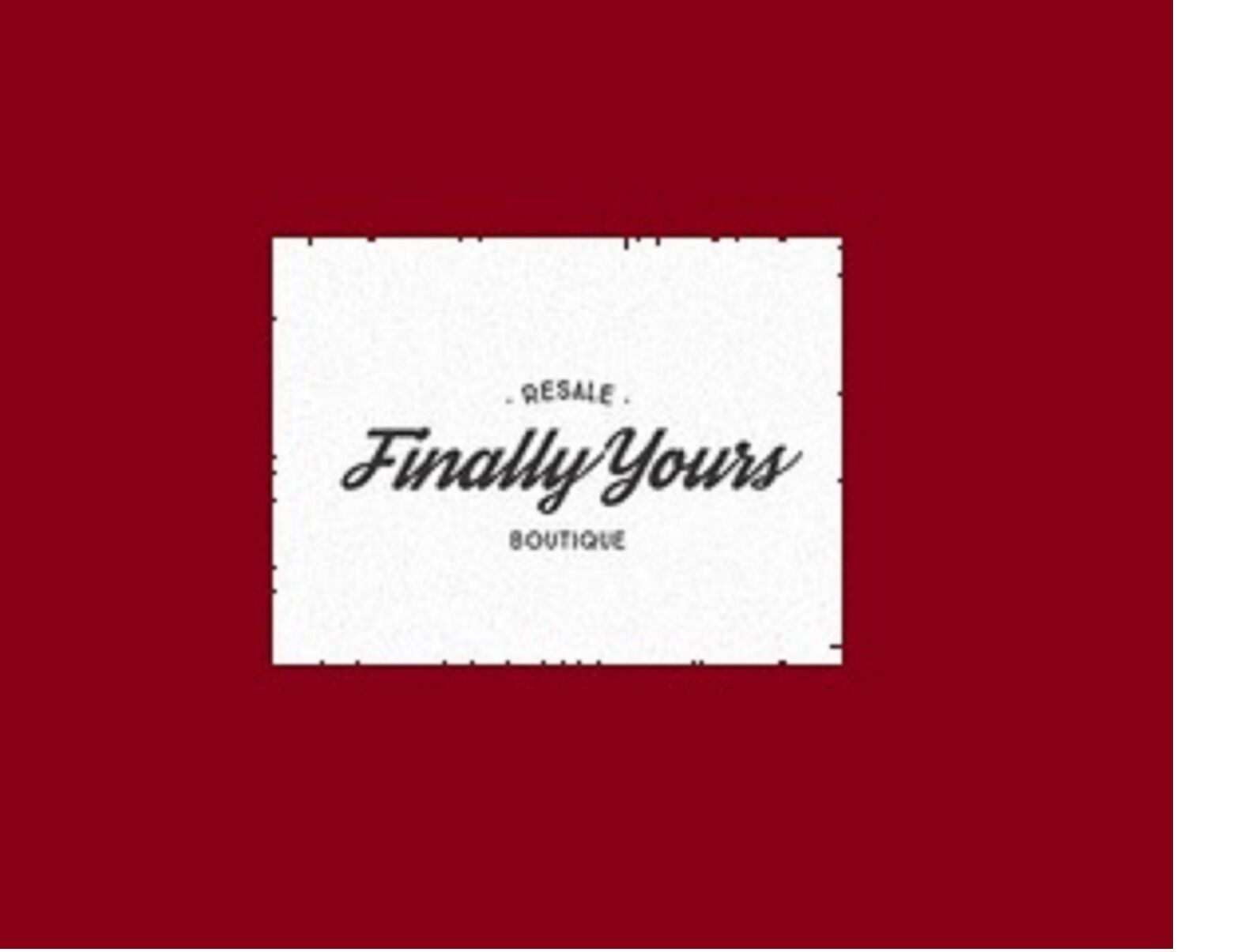 Finally Yours Resale Boutique