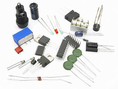 Lot Of 16 Serial To Parallel Logic Converters 80v Hv574pg-g 689-hv574pg T7