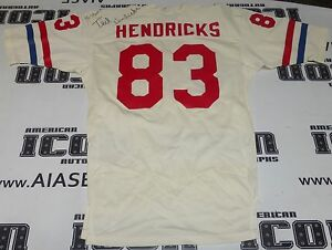 Ted-Hendricks-Signed-Game-Used-Worn-1981-Pro-Bowl-Jersey-PSA-DNA-COA-Raiders-HOF