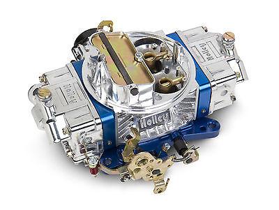 Holley 0-76650BL Factory Refurbished 650CFM Blue Ultra Double Pumper
