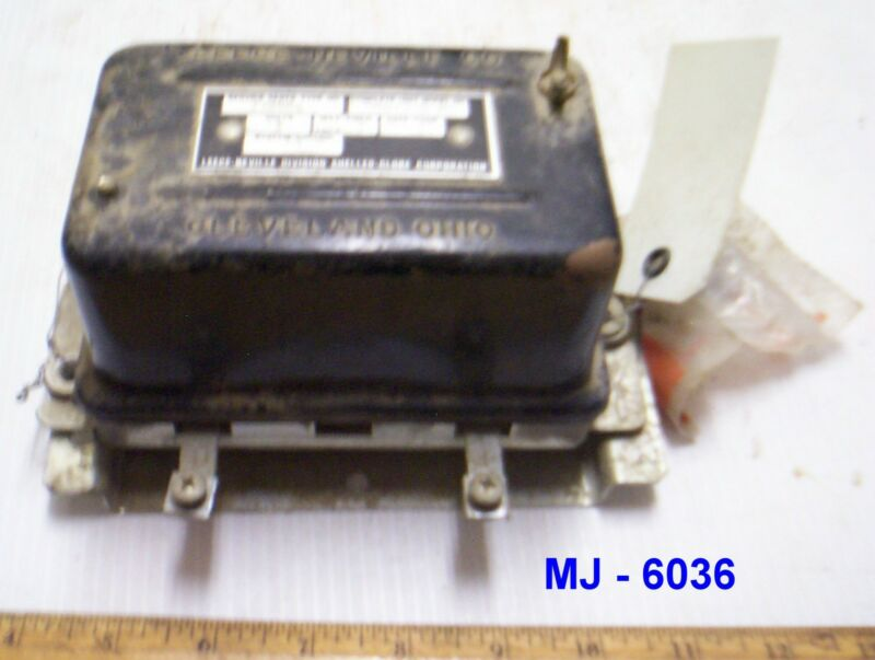 Leece-Neville Co. - 14 Volt Voltage Regulator Parts Kit - P/N: 3706RC (NOS)
