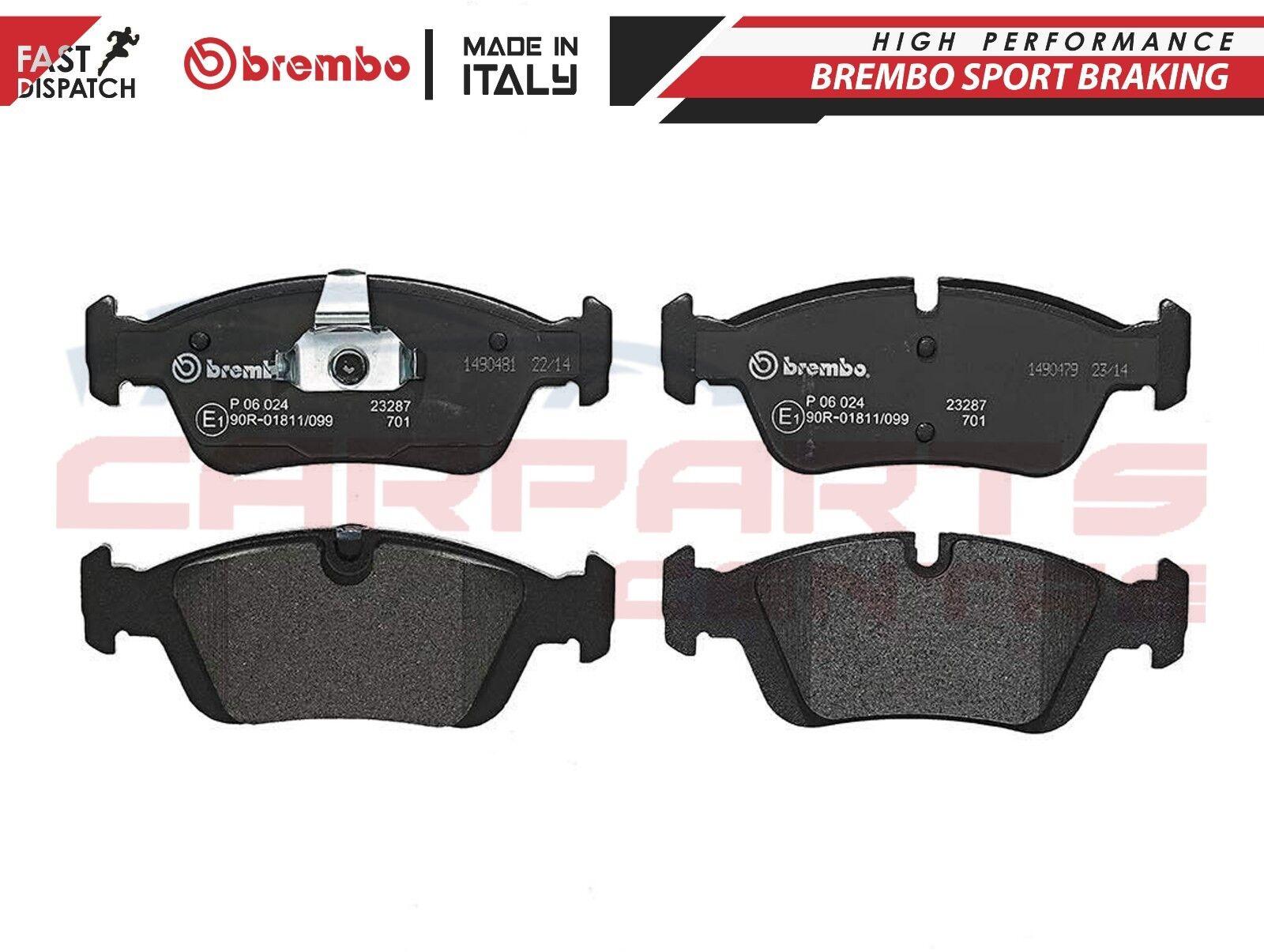 Fits BMW 3 Series E46 328 Ci Genuine Brembo Front Brake Pads Set