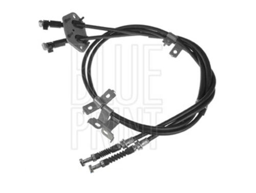 FOR MAZDA 6 GH 2.2 DIESEL 2.2DT REAR HAND BRAKE CABLE LEFT RIGHT ONE PIECE 08-13