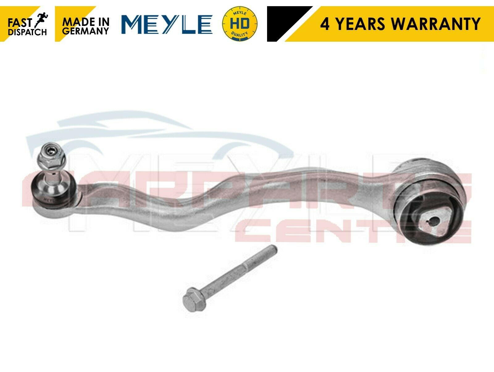 FOR BMW 1 SERIES MEYLE FRONT LOWER RIGHT SUSPENSION WISHBONE TRACK CONTROL ARM