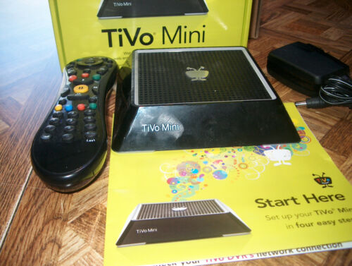 TiVo Mini Model #TCDA920001 - Used, Excellent Working Condition