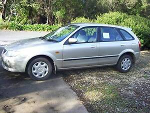 2002 Mazda 323 Hatchback Clarence Point West Tamar Preview